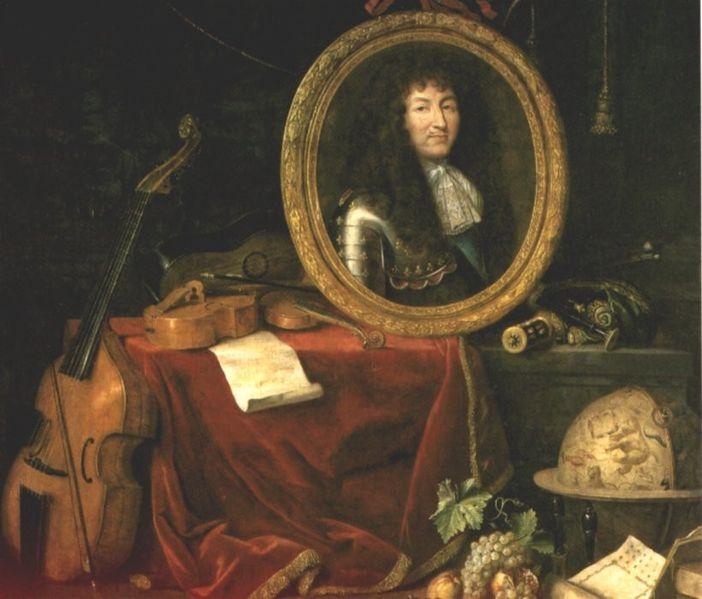 Louis XIV Patron of Fine Arts