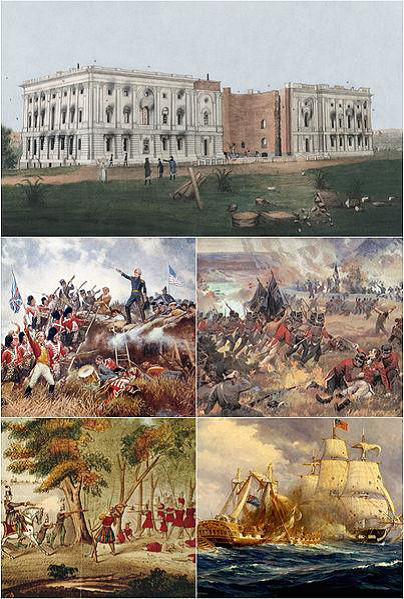War of 1812 Montage