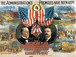 1900 Campaign Poster