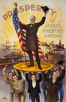 McKinley Gold Standard Poster