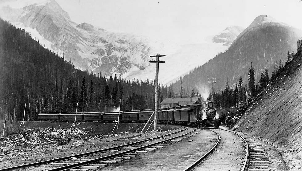 The Railway to the Pacific