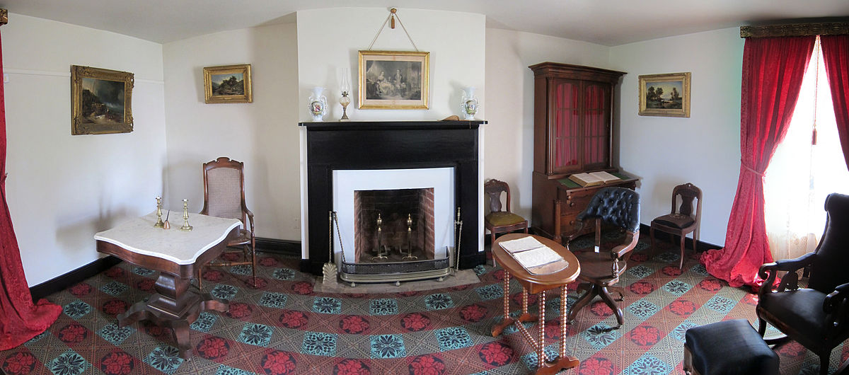The Room Where the Confederacy Surrendered to the Union