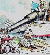 Roosevelt Corollary of Monroe Doctrine